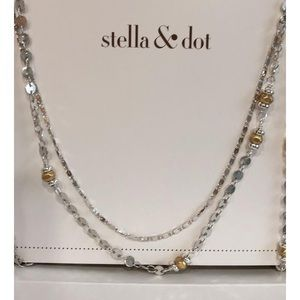 Stella & Dot Setta Layering Necklace